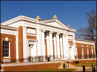 Cocke Hall at UVA